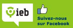 Rejoignez IEB sur Facebook